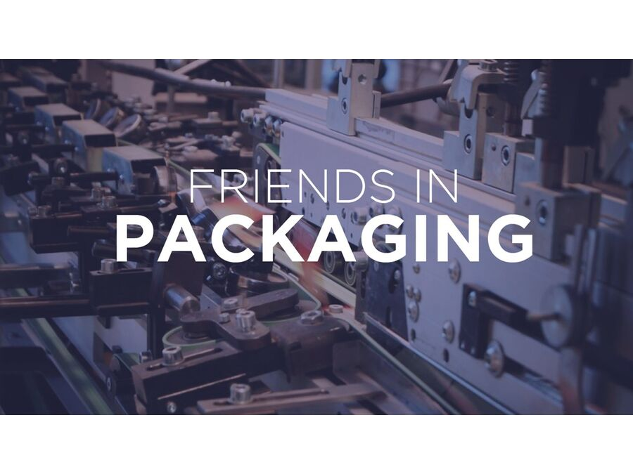Friends In Packaging Nieuws Item
