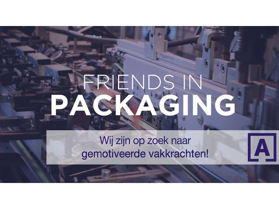 Friends In Packaging Nieuw Item